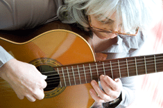 Marianne Carpentey professeur de guitare